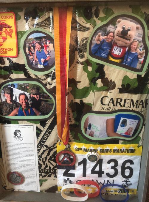 2006 Marine Corp Marathon
