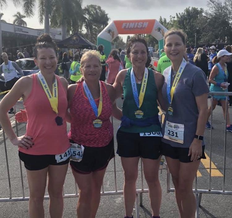 Naples half marathon 2019