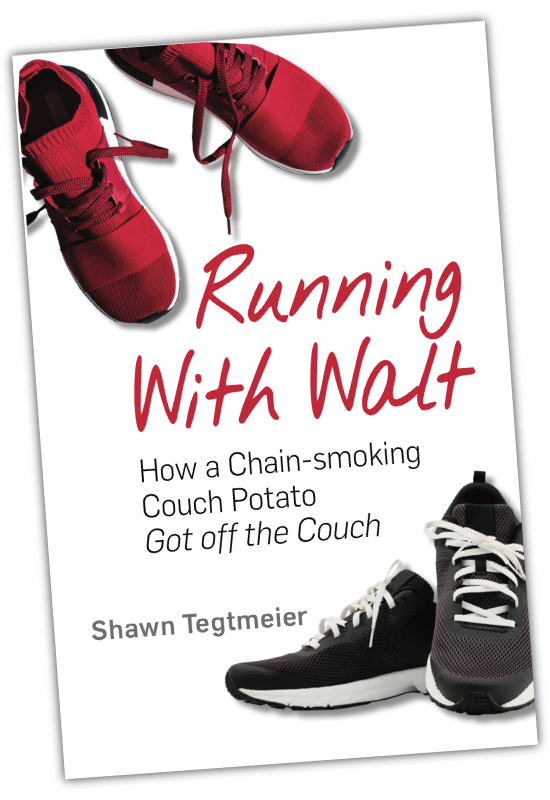 Running With Walt by Shawn Tegtmeier
